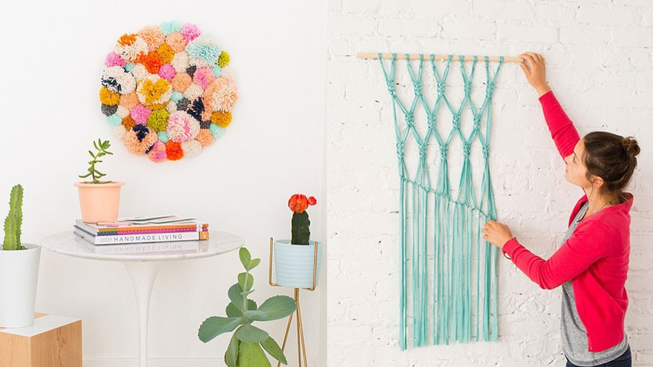 14 Diy Wall Art Projects For People Who Can 39 T Paint My Cms