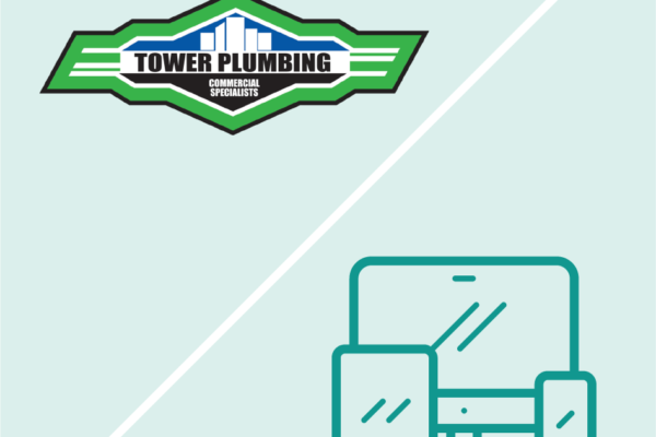 Tower Plumbing – Web Design